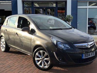 used Vauxhall Corsa 1.4 i VVT 16v Excite Hatchback 5dr Petrol Manual (a/c) (129 g/km, 99 bhp)