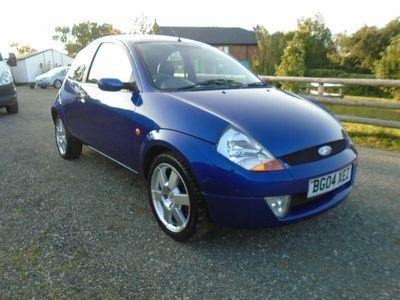 used Ford SportKa 1.6 SE 3dr