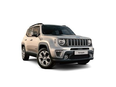 used Jeep Renegade 190 Hp At6 Eawd Limited