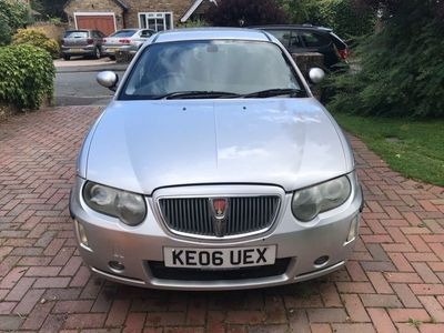 used Rover 75 2.0 CDTi Connoisseur 4dr