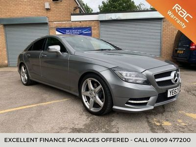 used Mercedes CLS250 CL 2.1CDI SPORT AMG 4d 204 BHP ONLY 30K 4 SER