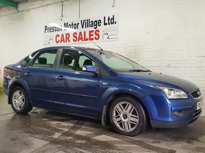 used Ford Focus 1.8 TDCi Ghia 4dr