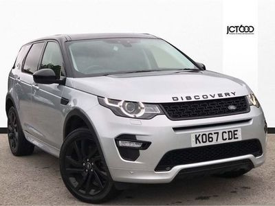 used Land Rover Discovery Sport 2.0 SD4 240 HSE Dynamic Luxury 5dr Auto