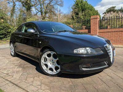 used Alfa Romeo GT Coupe 2.0 JTS BlackLine 2d