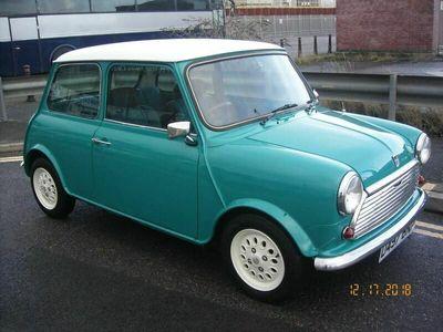 used Austin Mini 1.0 Mayfair auto