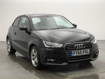 used Audi A1 Sport 1.6 TDI 116 PS 5 speed 3dr