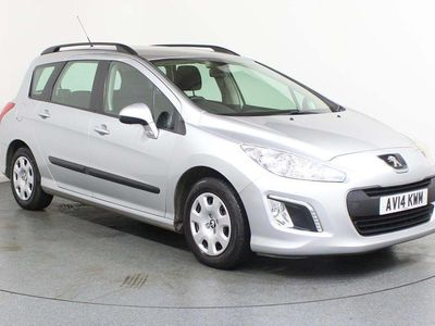 used Peugeot 308 SW 1.6 e-HDi Access EGC (s/s) 5dr