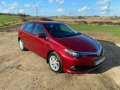 used Toyota Auris 1.2 VVT-i Business Edition (s/s) 5dr (Safety Sense)