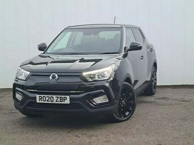 used Ssangyong Tivoli 1.6P LE Auto (s/s) 5dr