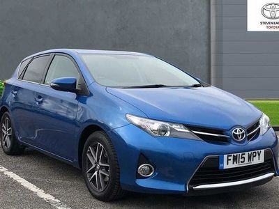 used Toyota Auris 1.6 V-Matic Icon+ 5Dr