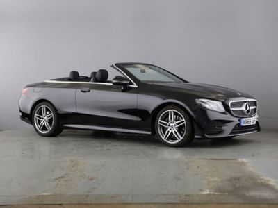 used Mercedes E220 E-ClassAMG Line 2dr 9G-Tronic