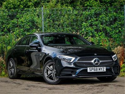 used Mercedes CLS350 CLS4Matic AMG Line 4dr 9G-Tronic