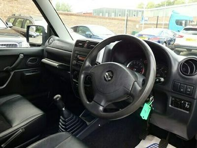 used Suzuki Jimny 1.3 JLX+ 3dr
