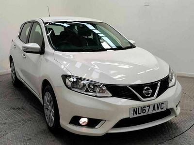 used Nissan Pulsar 1.5 dCi Visia 5dr
