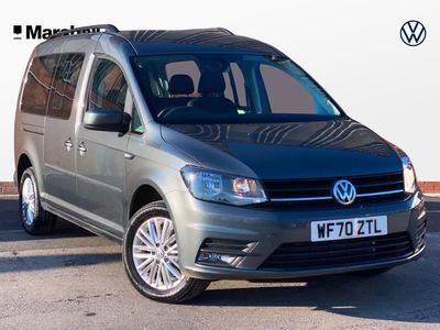 used VW Caddy Maxi Life 2.0 TDI 5dr DSG Estate 2020