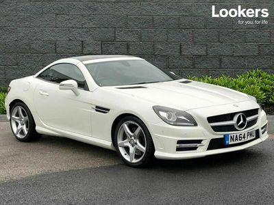 used Mercedes SLK250 SLKCDI BlueEFFICIENCY AMG Sport 2dr Tip Auto