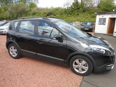 used Renault Scénic ScenicXmod, 1.5 dci dynamique tomtom.* 12 MONTHS MOT * 6 MONTHS