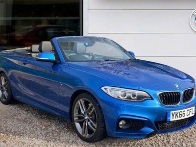 used BMW 225 2 Series d M Sport 2dr [Nav] Step Auto