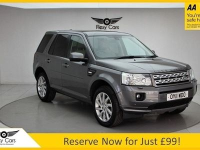 used Land Rover Freelander 2.2 SD4 HSE 5d 190 BHP