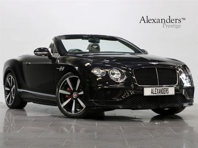 used Bentley Continental 4.0 GT V8 S 4X4 Convertible