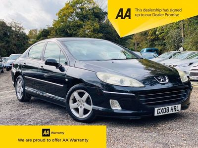 used Peugeot 407 2.0 HDi S 4dr