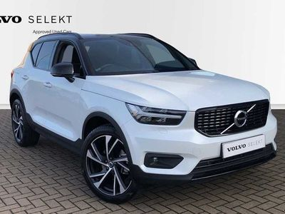 used Volvo XC40 2.0 D3 R DESIGN Pro 5dr AWD Geartronic
