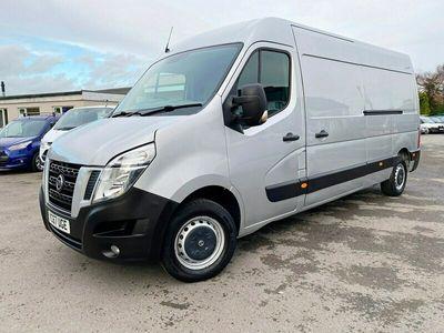 used Nissan NV400 2.3 dCi 130ps H2 SE Van, 2017 (67)