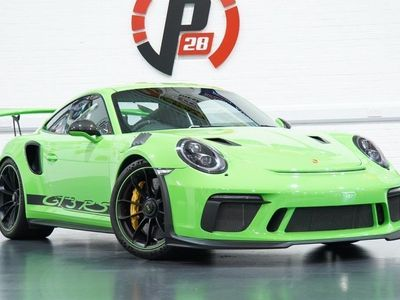 used Porsche 911 GT3 RS 911 4.0Coupe 2dr Petrol PDK (520 bhp) Auto