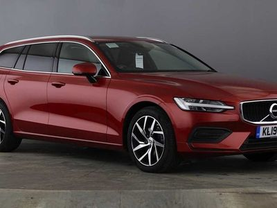 used Volvo V60 II D4 Momentum Plus Auto ( Intellisafe, Electric Tow Bar, Privacy Glass ) 2.0 5dr