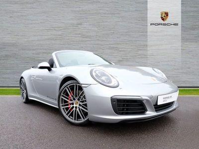used Porsche 911 Carrera 4S Cabriolet