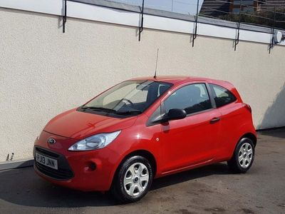 used Ford Ka 1.2 Studio (s/s) 3dr