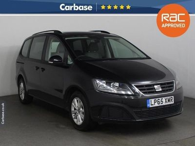 used Seat Alhambra 2.0 TDI CR Ecomotive S [150] 5dr - MPV 7 s