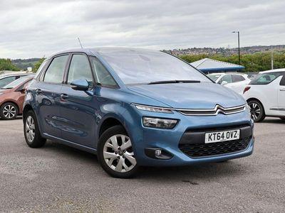 used Citroën C4 Picasso VTR+ E-HDi 1.6 5dr