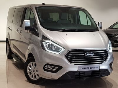 used Ford Custom Tourneo2.0 EcoBlue 130ps Low Roof 8 Seater Zetec