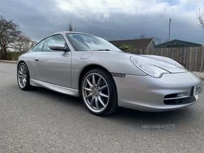used Porsche 911 Carrera 2