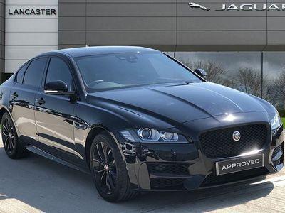 used Jaguar XF R-SPORT