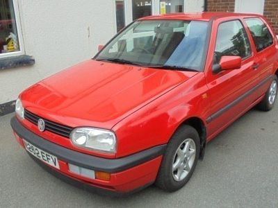 used VW Golf 1.6 ROLLING STONES 3DR