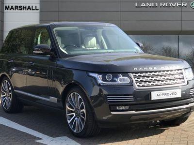 used Land Rover Range Rover 4.4 SDV8 Vogue SE 4dr Auto Estate 2018