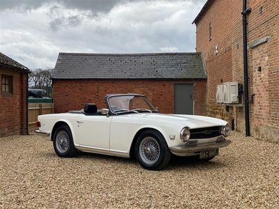 used Triumph TR6 2.5 Manual Overdrive