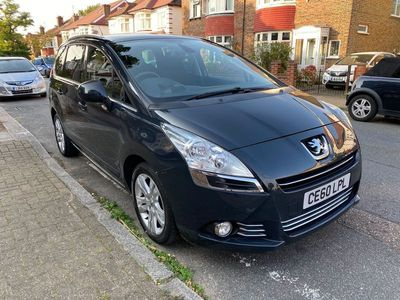 used Peugeot 5008 1.6 HDi FAP Exclusive EGC 5dr