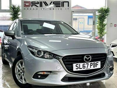 used Mazda 3 Fastback SkyActiv-G 120ps SE-L Nav 4d