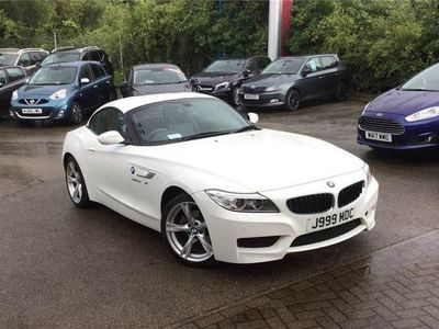 used BMW Z4 18I Sdrive M Sport 2Dr