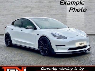 used Tesla Model 3 STANDARD RANGE +