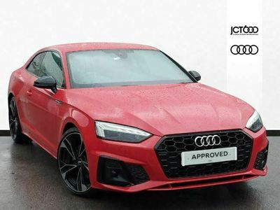 used Audi A5 35 TDI Edition 1 2dr S Tronic coupe special editions