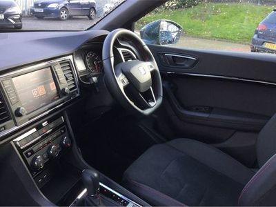 used Seat Ateca SUV 2.0 TDI (150ps) FR (s/s) DSG 5-Dr 5dr