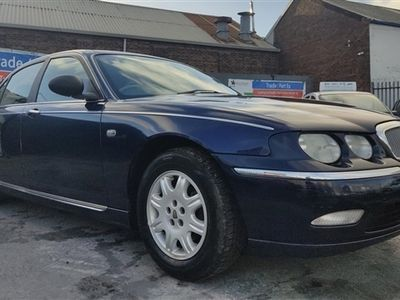 used Rover 75 Saloon 2.0 CDT Classic SE 4d