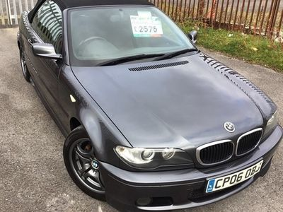 used BMW 318 3-Series Convertible Ci M Sport 2d