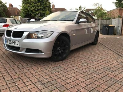 used BMW 320 3 Series 2.0 d SE 4dr