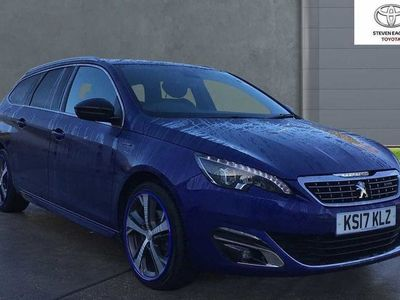 used Peugeot 308 1.6 BlueHDi 120 GT Line 5dr