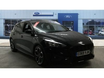 used Ford Focus 2.0 EcoBlue ST-Line X 5dr Auto